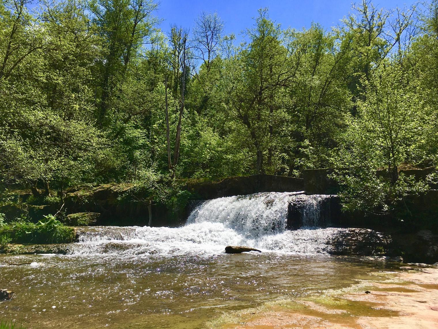 ruisseau samognat